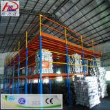 Estante de arriba resistente ajustable del almacenaje