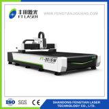 equipo 3015 del laser de la fibra del metal 800W