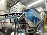 Rotary Type Triples Drum Slag Dryer