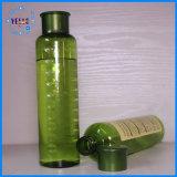 Empacotamento plástico do condicionador do cabelo do frasco do Ml da etiqueta confidencial