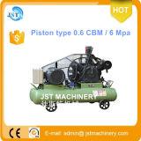 Presión medio de pistones alternativos compresor de aire