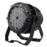 Ellipsoidal LED 54PCS Disco PAR Stage Wash Parlight