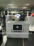 43inch 3D ganz eigenhändig geschriebe transparente Bildschirmanzeigen