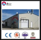 Structure en acier préfabriqués entrepôt (BYSS-711)