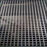 さまざまな穴の形または装飾的な網シートが付いている穴があいたアルミニウムシート