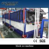 Большая емкость 25 тонн в блок льда дня делая машину для завода льда
