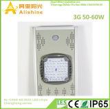 옥외 태양 가로등 3 년 보장 CH60W LED 방수 처리하십시오