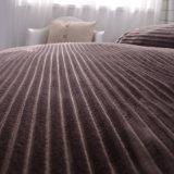 Поли одеяло ватки шерстей Berber Sherpa