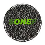 El ácido húmico partículas negras de fabricantes de fertilizantes orgánicos