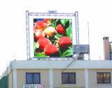 Pannello dello schermo di visualizzazione del LED di pubblicità esterna