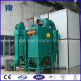 中国Donghailinからのサンドブラスティング部屋のクリーニング機械