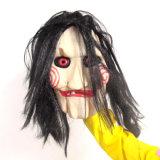 Máscaraes protetoras cheias do látex assustador de Halloween