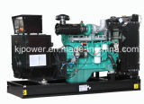 25kVA o 250 kVA en silencio Generador Diesel Motor Cummins Powered by