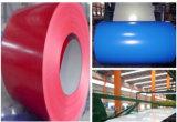 El recubrimiento de zinc galvanizado laminadas en caliente de las bobinas de acero de tiras de acero PPGL Gi