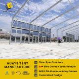 barracas 5000sqm enormes para o desfile de moda internacional em Lagos