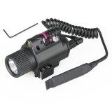 M6 Tactische LEIDEN Flitslicht met het Rode Gezicht Cl15-0003 van de Laser
