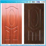 De gevormde/Gelamineerde 2.7mm 3mm 4mm Huid van de Deur van de Melamine voor Binnenlandse Deuren