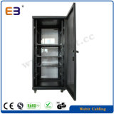 "Popular 19 "" Knell Door Floor Network Cabinet"