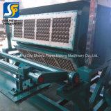 Equipo de fabricación de la placa de papel de la máquina de la bandeja del huevo que moldea