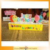 Großhandelszeichen-geformte alles- Gute zum Geburtstagkerzen