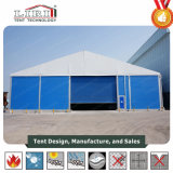Indústria temporária tenda para venda