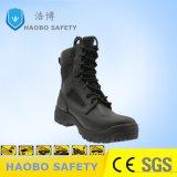 Непосредственно на заводе дешевые цены стали Toe натуральная кожа военных армии водонепроницаемый промышленности рабочая обувь