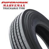 Neumático resistente del carro de Longmarch 295/75r22.5 Smartway, neumático del omnibus, neumáticos radiales del carro