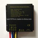 IP66 Waterproof a luz de rua solar dobro do diodo emissor de luz 40W de 8m Pólo