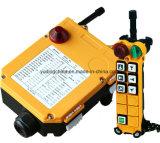 Telecontrol F24-6D CC12V Sistema de Control de la serie, la industria de Radio Control Remoto de la grúa grúa controlador inalámbrico de grúa, Control remoto para grúa