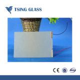 Intelligente selbstklebende Glasschicht mit hohem Transparent