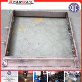 Bureau de la table porte vélo Président Photo Photo Structure en acier inoxydable de feuille de métal de la plaque du rouleau