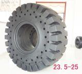 옆 구멍을%s 가진 중국 높은 Qulaity 단단한 OTR 타이어 17.5-25