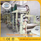 Máquina de capa sin carbono del papel de imprenta del papel termal
