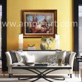 Qualitäts-handgemachtes Klavier-Raum-Ölgemälde für Wohnzimmer-Dekoration