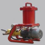 Purificatore di olio mobile di grande viscosità del trasformatore da filtrazione portatile dell'olio