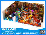 아이들 (QL-1215H)를 위한 사탕 집 실내 운동장