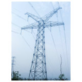 De Toren van de Lijn van Transmisssion van de Macht van de Overgang van de rivier