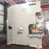 Jh21 máquina aluída da imprensa de perfurador mecânico do frame da série C única com uma potência de 45 toneladas