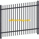 庭の塀の鉄の塀のパネル