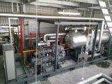 CO2 na solução do sistema de refrigeração para a sala fria e congelador