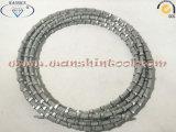 Пластичный провод диаманта увидел провод диаманта для гранита