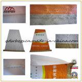 Sacchetto dell'alimentazione della plastica di stampa della pellicola di BOPP/sacco tessuti pp con la fodera