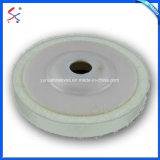 Rotella di lucidatura di lucidatura di Inox del metallo del disco della falda del disco del feltro delle lane