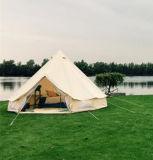 3m 4m 5m Baumwollsegeltuch-Rundzelt Glamping Luxuxzelt-Hotel-Zelt für Verkauf
