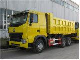de Vrachtwagen van de 336HPSinotruk HOWO A7 6x4 Kipper (ZZ3257M2941/LOBA)