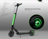 2017新しいモデルのアルミ合金2の車輪の大人のための電気折るスクーターの蹴りのスクーター