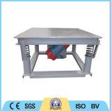 Test de laboratoire de petites tables vibrantes de granules et poudres