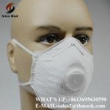 Het goedkope Ademhalingsapparaat van het Masker van het Stof van het Gezicht anti-Emrs van Niosh En149 Beschikbare Niet-geweven
