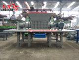 Muebles usados de gran capacidad de la máquina trituradora de papel