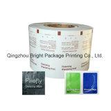 Álcool de alta qualidade Prepad Wrapper de Embalagem China Fabricação